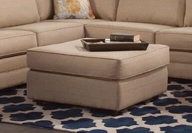 Chelsea Home Furniture Kerry 25510000OVL Ottoman