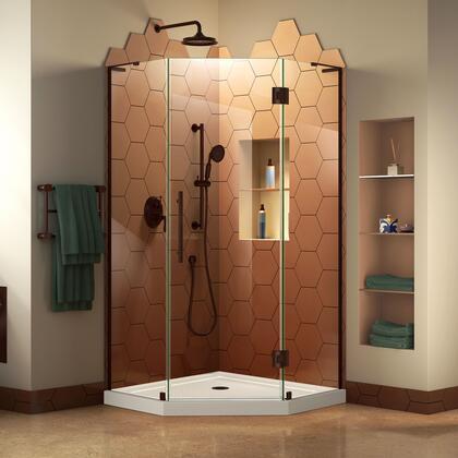 DreamLine Prism Plus Shower Enclosure RS18 22P 23D 22P 06 B E