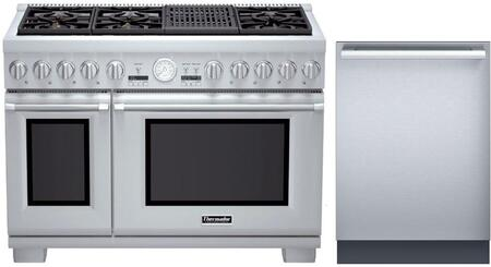 Thermador 739341 PRO Grand Kitchen Appliance Packages