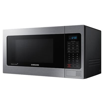 samsung mg11h2020ct countertop microwave in stainless