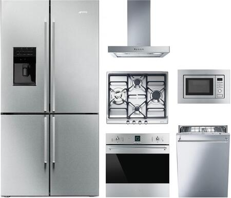Smeg 798752 Kitchen Appliance Packages