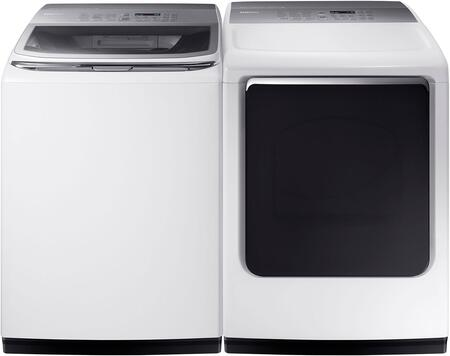 Samsung Appliance 750783 Washer and Dryer Combos