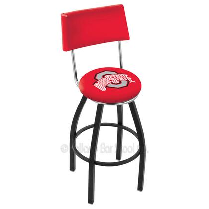 Holland Bar Stool L8B430OHIOST Residential Vinyl Upholstered Bar Stool