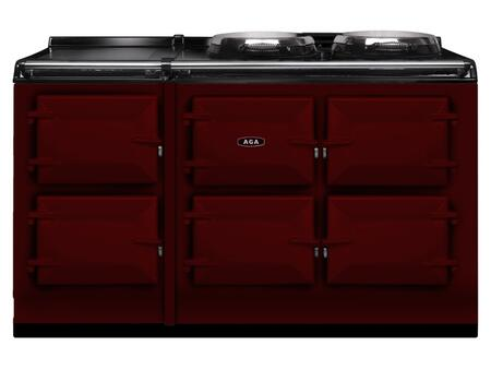 AGA ATC5CLT Total Control Series Slide-in Electric Range with  in Claret