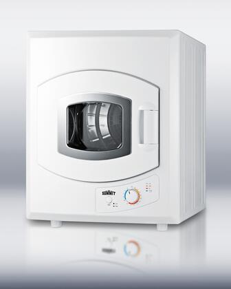 Summit SPD1205  Electric Dryer, in White