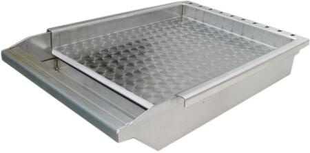 Sunstone SUNGD Griddle with Removable Tray in Stainless Steel