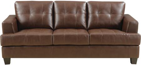 Coaster 504071 Samuel Series  Bonded Leather Sofa