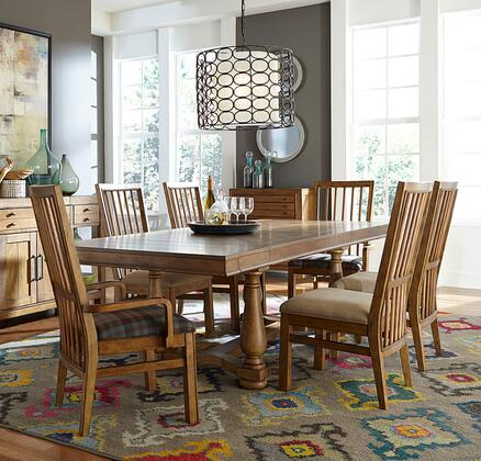 Broyhill 4930TT2AC4SC Bethany Square Dining Room Sets