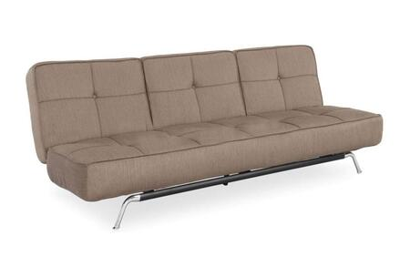 Lifestyle Solutions MCBARS3U5DG  Convertible Fabric Sofa