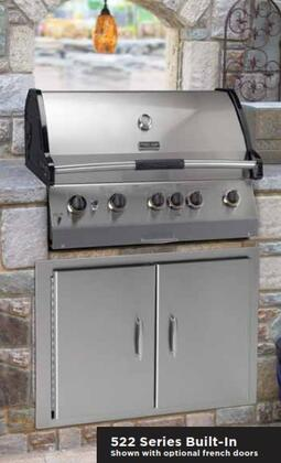 Vermont Castings VCS522SSBIN Built In Natural Gas Grill