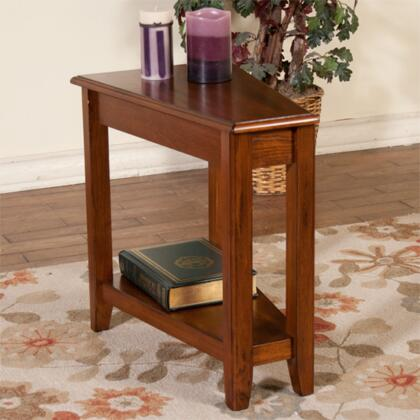 Sunny Designs 2216BC Route 66 Series Traditional  End Table