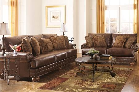 Milo Italia MI3510SLANTQ Oliver Living Room Sets