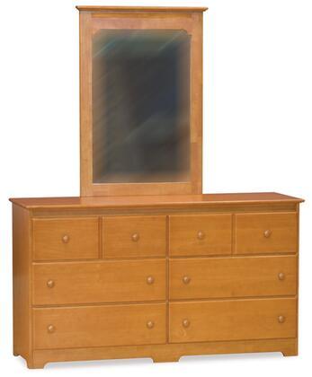 Atlantic Furniture C69007 Windsor Series  Mirror