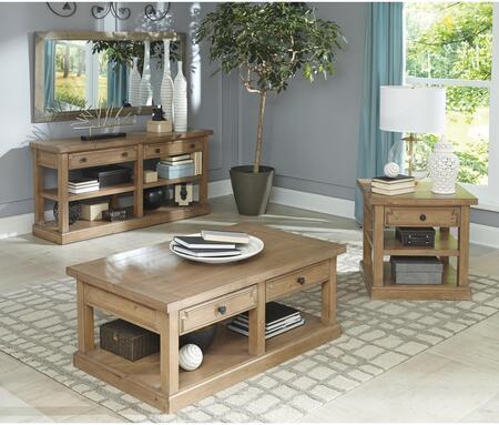Donny Osmond Home 705408SET Florence Living Room Table Sets
