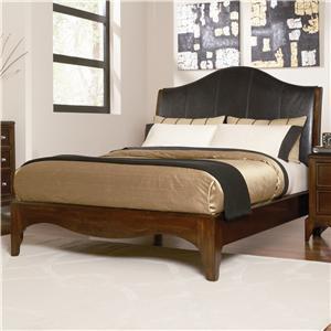 Coaster 200781KE Lovinelli Series  King Size Platform Bed