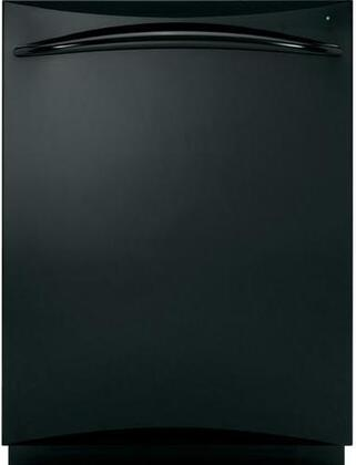 GE PDWT500VBB Profile Series Built-In Fully Integrated Dishwasher with in Black
