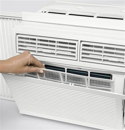 Ge Ahm05lw Window Air Conditioner Cooling Area Adjustable
