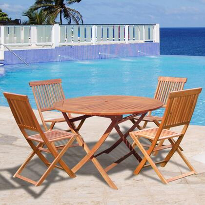Vifah V1145SET1 Patio Sets
