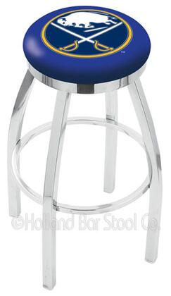 Holland Bar Stool L8C2C25BUFSAB Residential Vinyl Upholstered Bar Stool