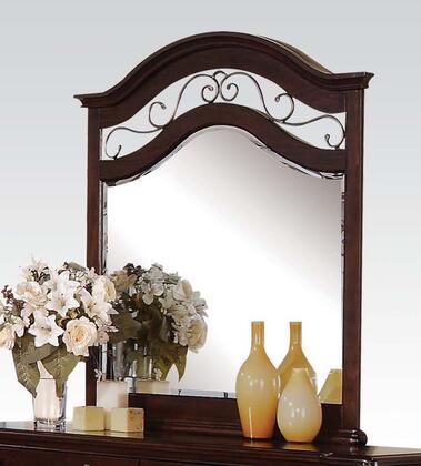 Acme Furniture 21554 Cleveland Series Rectangular Portrait Dresser Mirror