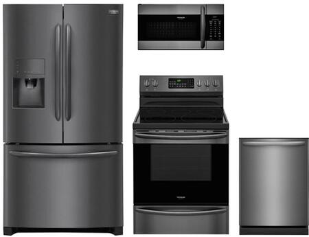 Frigidaire 811481 Gallery Kitchen Appliance Packages