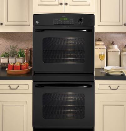 GE JTP35DPBB Double Wall Oven