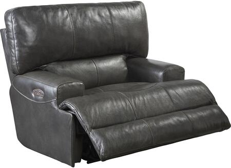 Catnapper 45807128328308328 Wembley Series Leather Metal Frame  Recliners