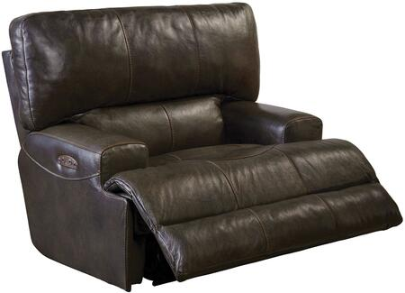 Catnapper 7645807128309308309 Wembley Series Contemporary Leather Metal Frame  Recliners