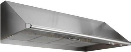 "Dacor Renaissance EH12SCH Epicure Under Cabinet Range Hood with Internal Blower, 4 Speed Control, Blue LED Indicator, Auto-Start, 12"" Height and 1,200 CFM Blower: Stainless Steel"
