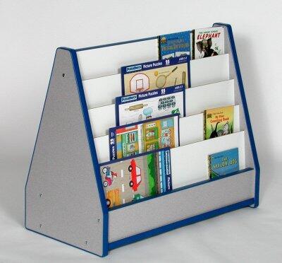 Mahar N51025TL Childrens  Wood Magazine Rack