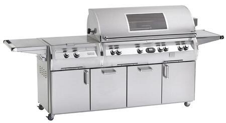 FireMagic E1060S2E1P71W Freestanding Liquid Propane Grill