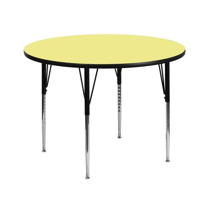 Flash Furniture XUA42RNDYELTAGG