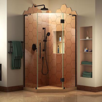 DreamLine Prism Plus Shower Enclosure RS18 SB E