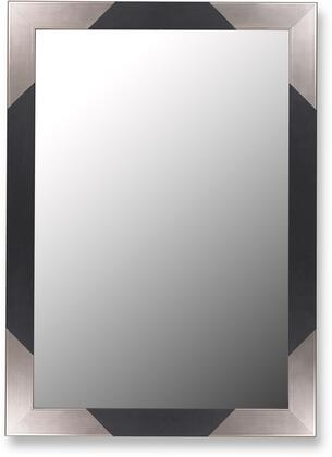 Hitchcock Butterfield 259204 Cameo Series Rectangular Both Wall Mirror