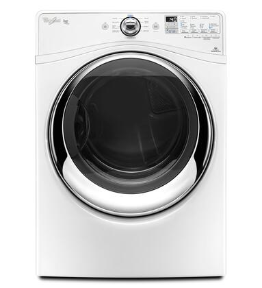 "Whirlpool WGD88HEAW 27"" Gas Dryer 