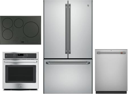 GE Cafe 736897 GE Cafe Kitchen Appliance Packages