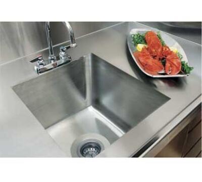 Aline TA11N2RE Kitchen Sink