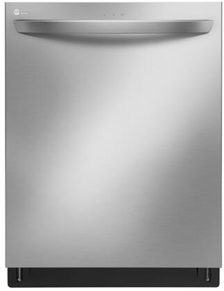 "LG LDT7797ST 24"" Built In Fully Integrated Dishwasher with 3rd Rack, 15 Place Settings Place Settingin Stainless Steel"