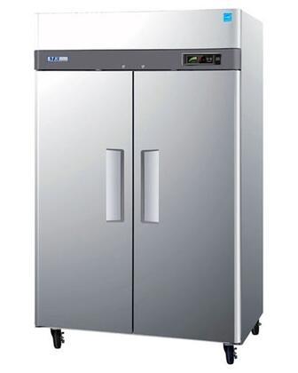 Turbo Air M3R472 M3 Standard Reach In Solid Door Heavy Duty Refrigerator