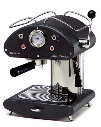 Espressione 1385X Caf Retro Coffee Machine with Cappuccinatore - 18 Bar: