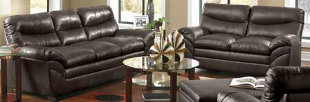 Simmons Upholstery 95150302SOHOESPRESSO Living Room Sets