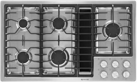 Jenn-Air Deals JGD3536BS 36 Inch Gas Sealed Burner Cooktop