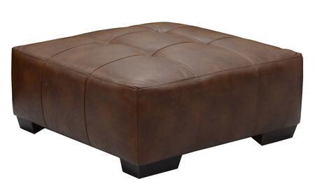 Jackson Furniture 445628 Contemporary Vinyl Ottoman