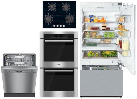 Miele 810553 Kitchen Appliance Packages