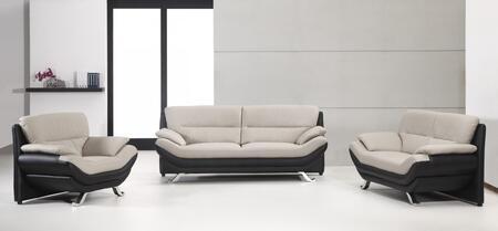 VIG Furniture VGDM2927 Modern Bonded Leather Living Room Set