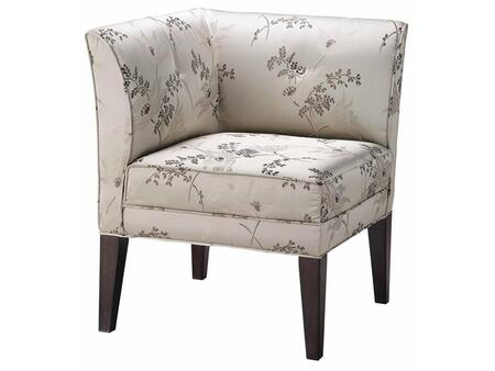 Stein World 28381 Celine Series Decorative Fabric Wood Frame Accent Chair