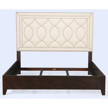 Ambella 24027210080 Manhattan Series  Queen Size Platform Bed