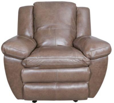Catnapper 41906128318308318 Aria Series Leather Metal Frame  Recliners