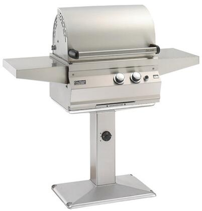 FireMagic 21S1S2P26  Post Mount Grill, in Stainless Steel