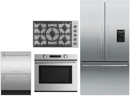 Fisher Paykel 798528 Kitchen Appliance Packages